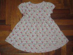 Платье 4шт на 2-3-4-5лет сарафан длинный короткий рукав