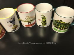 Сувенирные чашки авторская работа