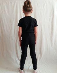 Лосин Детские для танцев и гимнастики. РазмерS-5XL