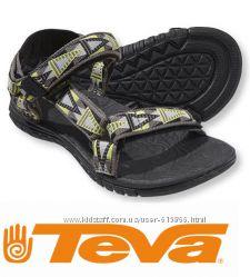 Teva антимикробные сандалии Супер на лето US11 18см стелька