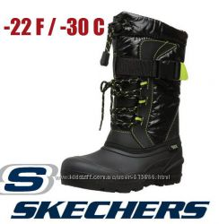 606d52e4d7e8 SKECHERS Зимние сноубутсы До -30С стелька 20см Классные, 969 грн ...
