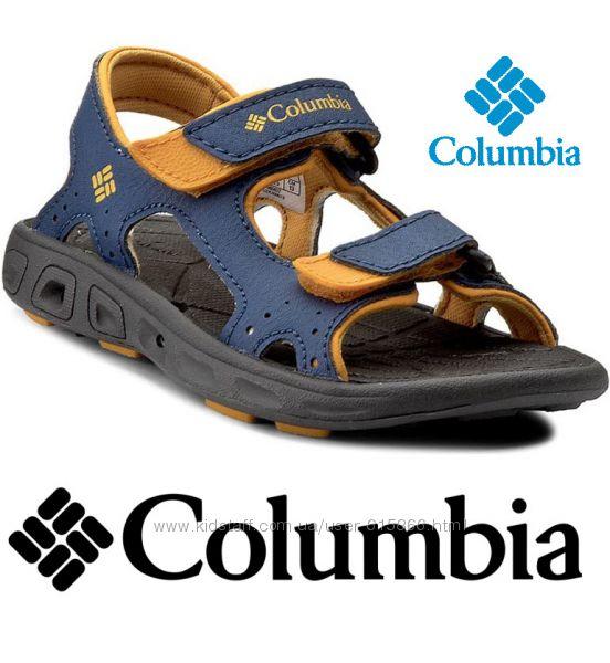 COLUMBIA сандалии легкие удобные водо- износостойкие р33 на стопу 20-20, 5с