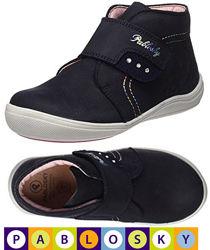 Pablosky Испания деми ботинки р29 Кожа шикарные, удобные