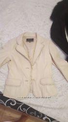 Куртка-пиджак из кожи