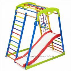Детский спортивный комплекс , SportWood Plus