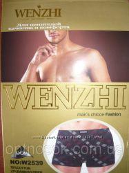 Мужские боксёры Wenzhi. Бамбук. 2539