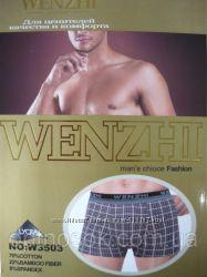 Мужские боксёры Wenzhi. Бамбук. 3503