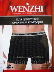 Мужские боксёры Wenzhi. Котон. 3210