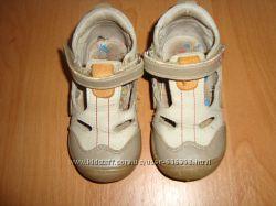 Летние ортопедические кожаные туфельки