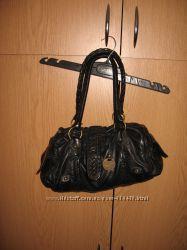 Сумочка сумка женская мягкая небольшая