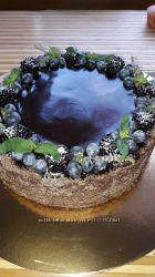 Для истинных сладкоежек вкусные торты и выпечка