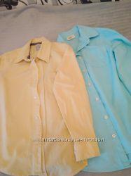 Рубашки, футболка, свитер на мальчика М 7-8 128 - 133 см
