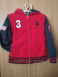 Куртка утепленная U. S. Polo Assn 10-12 лет