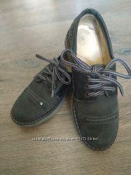 Туфли натур. кожа бу