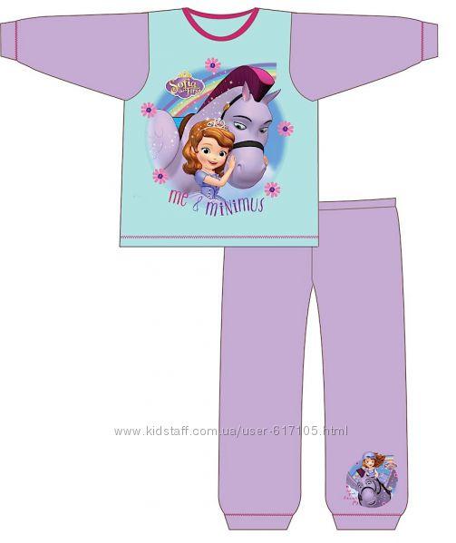 Яркие пижамки от Disney
