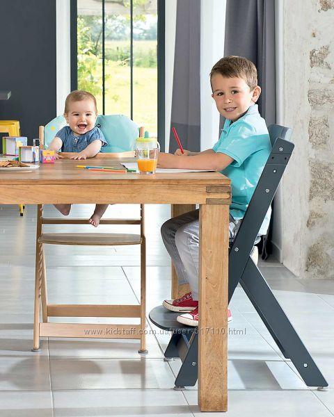 Деревянный стульчик для кормления Safety Timba