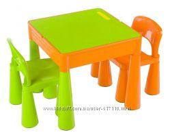 Tega baby Mamut комплект детской мебели Столик и два стульчика