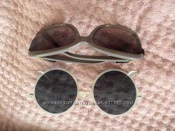 Продам две пары солнцезащитных очков , недорого
