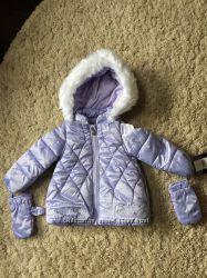 Красивая зимняя курточка