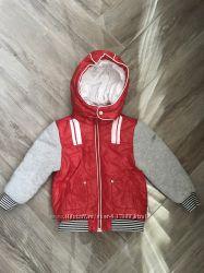 Фирменные курточки на малыша