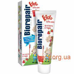 Детская зубная паста BioRepair Веселый мышонок