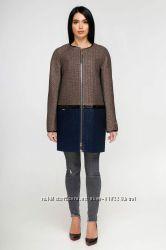 Пальто В-995 PE 14676. Цена акционная-50 процентов.