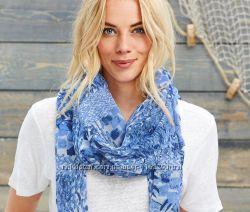 Мягкий тканый шарф для утонченного образа от Tchibo Германия