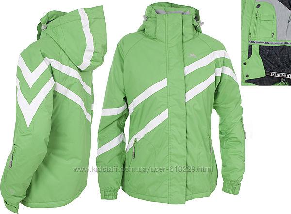 Горнолыжная куртка Trespass англия. мембрана 5000 размер М