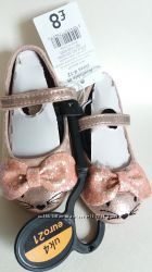 Потрясающие туфельки балетки George мышки