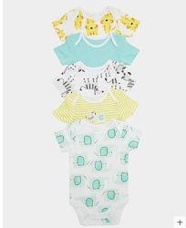 Бодики и боди-майки от dunnes из англии  для малышей