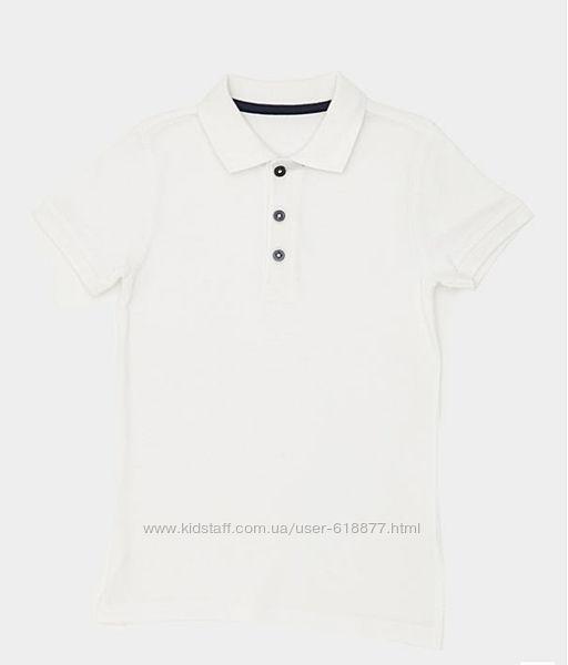Классные футболки-поло от dunnes stores из англии