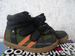 Демисезонные ботинки Woopy 27 размер