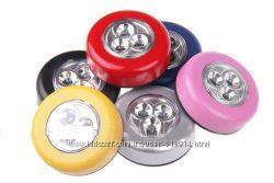 Светильники беспроводной Stick n Click 3 шт в упаковке