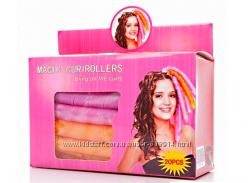 Бигуди для длинных волос Magic Leverage в Коробке