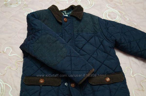 Демисезонная куртка Next, 4-5 лет