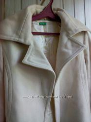 Женское пальто демисезонное Италия united colors of benetton