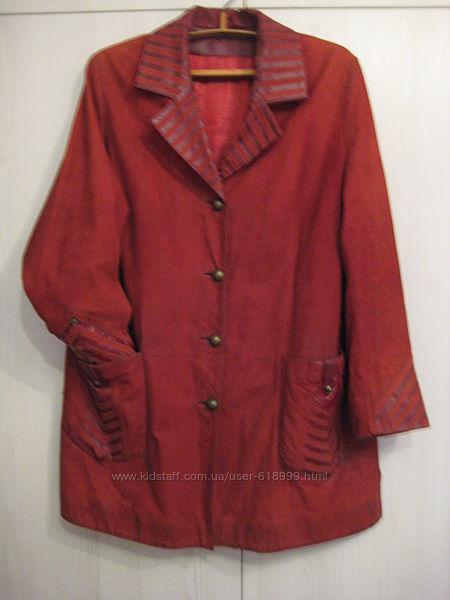 Куртка натуральная женская 54 размера