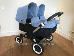 Bugaboo donkey Twin коляска для двойни. Плюс подарок