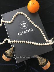 Недатированный блокнот Шанель Chanel чёрный