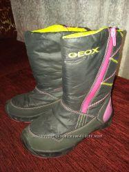 Зимние сапоги Geox 30р.