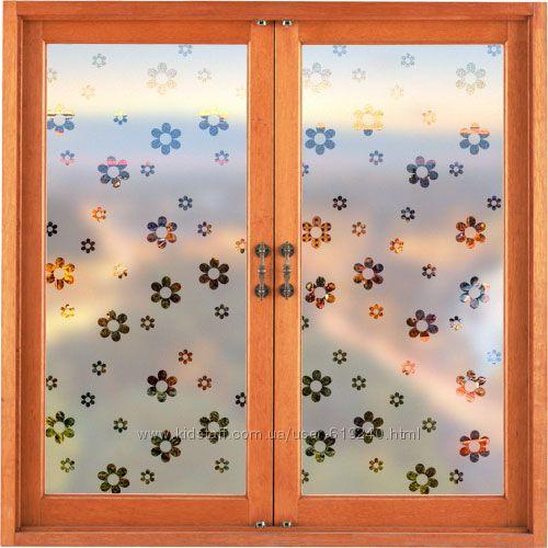 Солнцезащитная пленка на окно. Матовая пленка