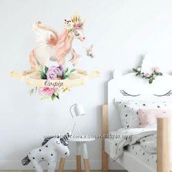 Виниловые декоративные наклейки на стены. Детские. Акция