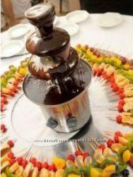 Шоколадний фонтан Clatronic Прокат