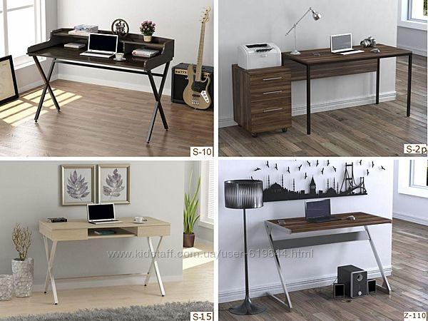 Стильные столы и стеллажи в стиле ЛОФТ. Большой ассортимент моделей.