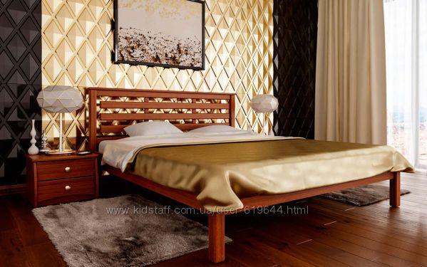 Огромный выбор кроватей из дерева. Доставка по Украине бесплатно.