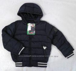 Стильная демисезонная куртка. Рост 116 см. POCOPIANO aeef0f324cb41