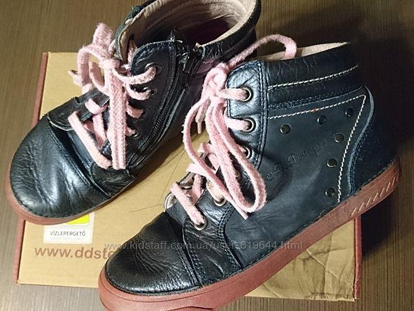 Наши ботинки D. D. Step 34 размер