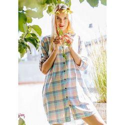 Женское Платье-рубашка key LHD-460 A20