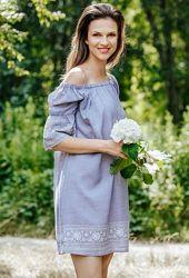 Домашнее женское  платье Key LHD 576 A20