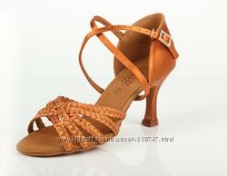 Туфли для бальных танцев, латина. размер 9, 5